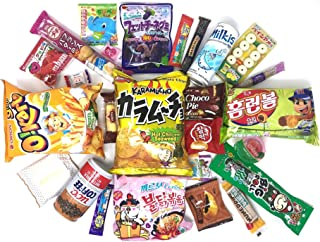 Ultimate Asian Snack Box (25 Count) | Variety Assortment of Japanese Candy and Cookies, Korean Snacks and Treats | Gift Care Package | Nom Nom Box