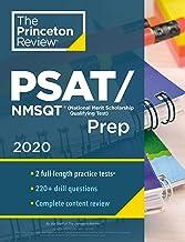 Princeton Review PSAT/NMSQT Prep, 2020: Practice Tests + Review & Techniques + Online..
