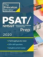 Princeton Review PSAT/NMSQT Prep, 2020: Practice Tests + Review & Techniques + Online Tools (College Test Preparation)