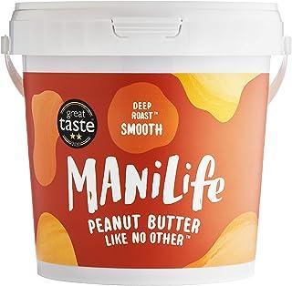 ManiLife Erdnussbutter – Peanut Butter – Alles Natürlich, ein Anbaugebiet,..