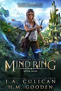 Mind Ring (Legends of the Fallen Book 9)