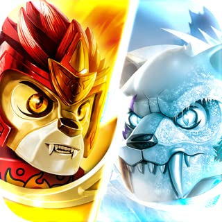 the lego chima games