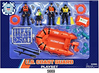 Best coast guard action figure Reviews