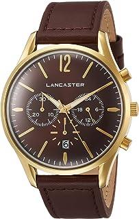 [ランカスターパリ]Lancaster Paris 腕時計 MLP003L/YG/MR MLP003L/YG/MR メンズ 【正規輸入品】