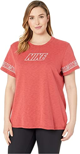Dry Dri-FIT Cotton Brand Slub Tee
