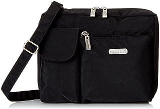 Baggallini Women's Special Edition Wallet Bagg Crossbody Shoulder Bag Black