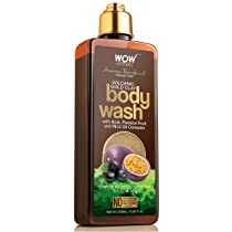 WOW Amazon Rainforest Collection – Volcanic Gold Clay Shower Gel  250 ml