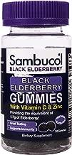 Sambucol Black Elderberry Gummies, 30 Gummies