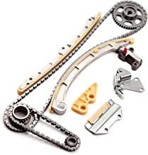 AUTOMUTO Timing Chain Parts fits for 2003 2004 2005 2006 2007 Honda Accord 2.4L 2354CC l4 GAS DOHC Naturally Aspirated