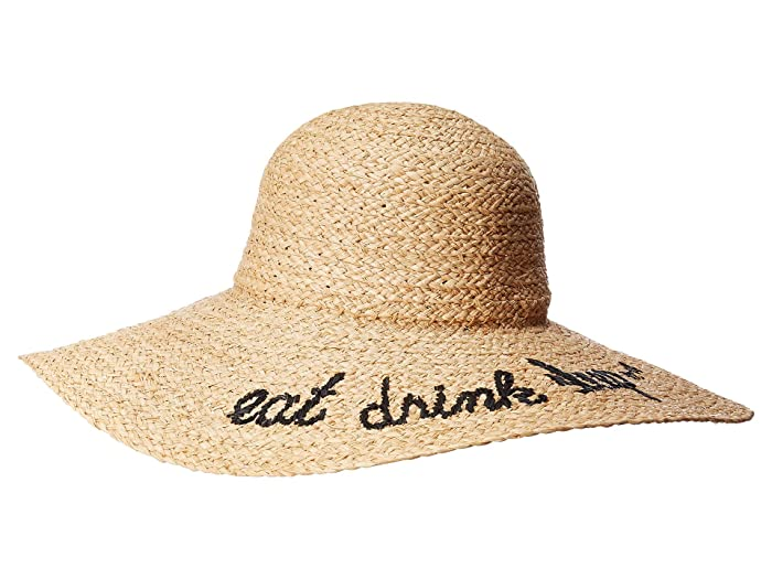 3c2a350bf Hat Attack What's Your Motto Sun Hat   Zappos.com