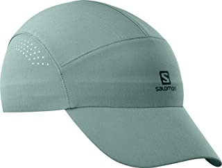[サロモン] アウトドア キャップ SOFTSHELL CAP (ソフトシェル キャップ) Balsam Green OSFA(Freeサイズ)