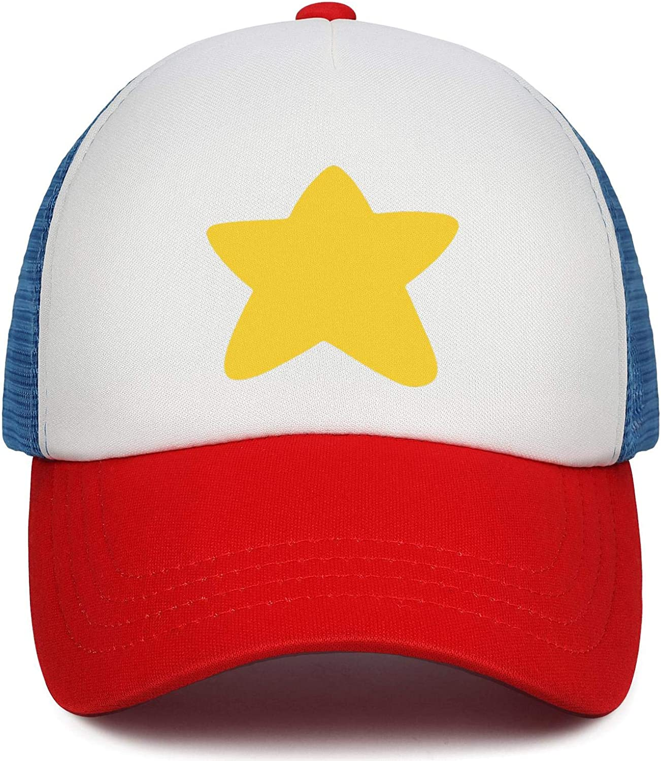 Youth Children Hat Steven-Universe-Cookie-Cat-Star Cap Stylish Boys Girls Sports Caps