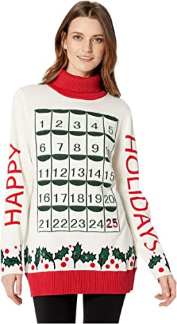 My Holiday Advent Calendar Sweater