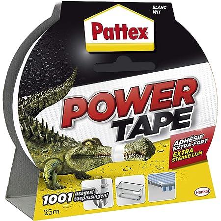 Allcolor Pattex Reparaturband 25 m Zeltreparatur Isolierband Abdicht-Band Tape