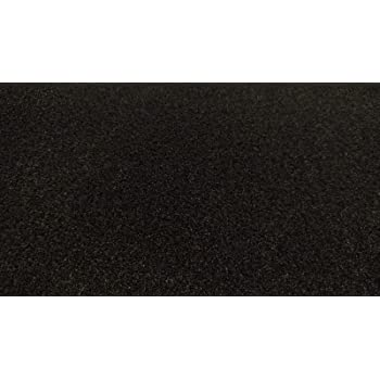 4m x 2m Resine Car Carpet in Navy Blue THICK Boot Lining Trimming Car Mat Camper
