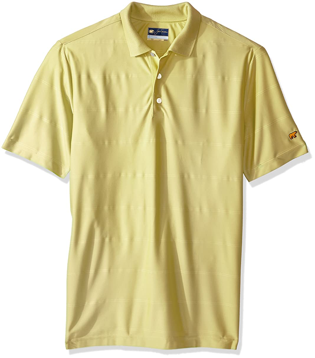 Jack Nicklaus Men's Short Sleeve Large Scale Ottoman Polo