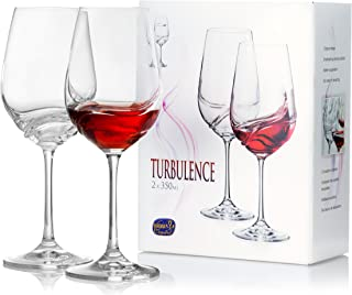 Turbulence Wine Glasses Set of 2