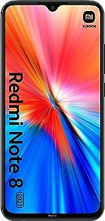 Xiaomi Redmi Note 8 Edición 2021- Smartphone 4GB RAM + 64GB ROM MediaTek Helio G85 Octa-Core Processor, Negro (Versión ES/PT)