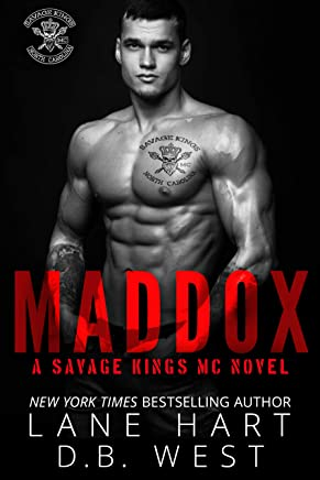 Maddox (Savage Kings MC Book 5) (English Edition)