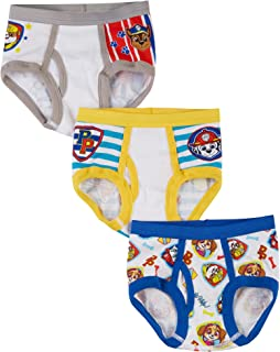 Paw Patrol Toddler Boys Underwear, 3 Pack