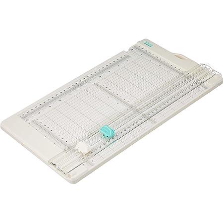 Artemio 18002098 Massicot grand format - Règle rétractable - 31 x 43 cm