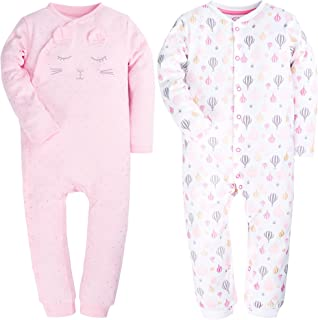 Best baby pajamas with hand covers Reviews