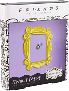 Paladone Friends Photo Iconic Peephole Picture Frame from Monica & Rachel's Apartment | Wonderful Piece of Memorabilia | Can Be Freestanding or Wall-Mounted, 18 x 16 x 2 cm, Multi