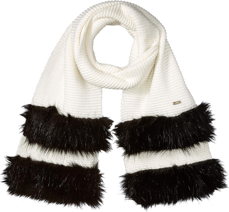A X Armani Exchange womens Stripe Ax Scarf Cold Weather Scarf