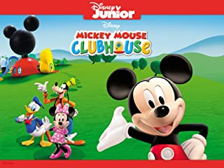 Mickey Mouse Clubhouse Volume 1