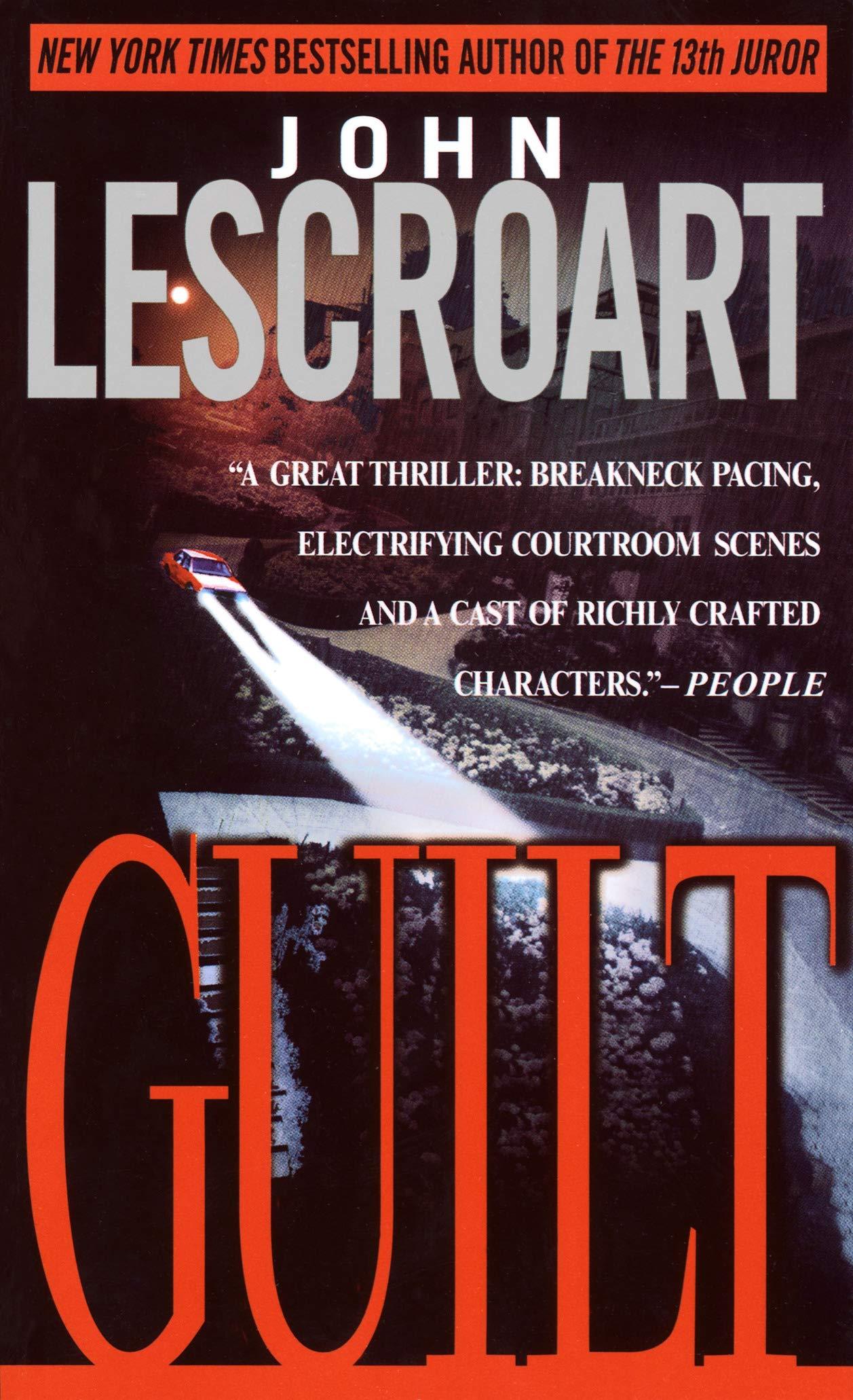 Guilt (Abe Glitsky Book 2)