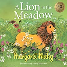 the lion in the meadow
