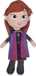 Disney 37324 Frozen 2 Anna Soft Doll-50cm, Purple