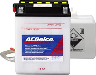 ACDelco AB14A2 Specialty Conventional Powersports JIS 14-A2 Battery