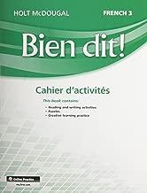 Bien Dit!: Cahier d'Activités Student Edition Level 3 (French Edition)