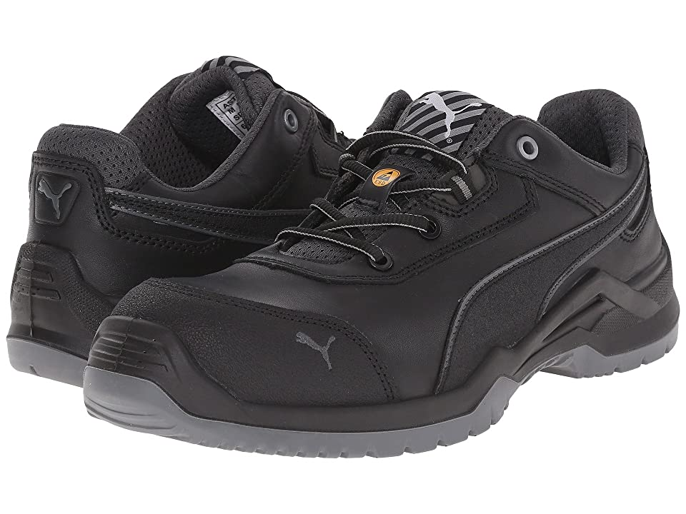 PUMA Safety Argon Low (Black) Men