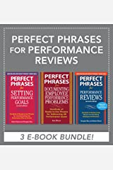 Perfect Phrases for Performance Reviews (EBOOK BUNDLE) Kindle Edition