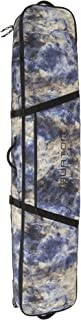 Wheelie Board Case Snowboard Travel Bag 156 No Mans Land Print