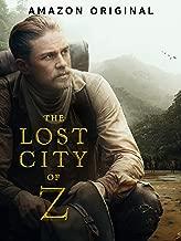 dvd lost city of z