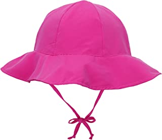 ThunderCloud Kid's 50+ SPF UV Protective Wide Brim Bucket Baby Sun Hat