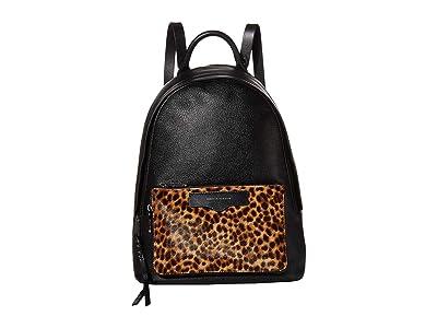 Rebecca Minkoff Emma Backpack (Leopard) Backpack Bags