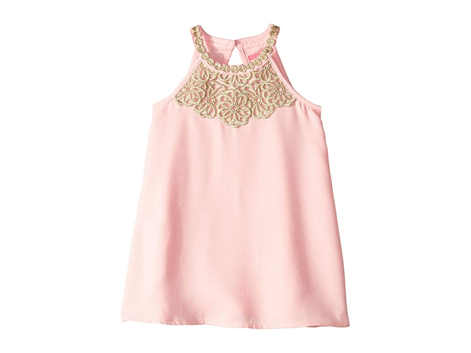 Lilly Pulitzer Kids Mini Pearl Shift (Toddler/Little Kids/Big Kids) (Coral Reef Tint) Girl