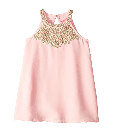 95dc35d2353c Lilly Pulitzer Kids Mini Pearl Shift (Toddler Little Kids Big Kids ...