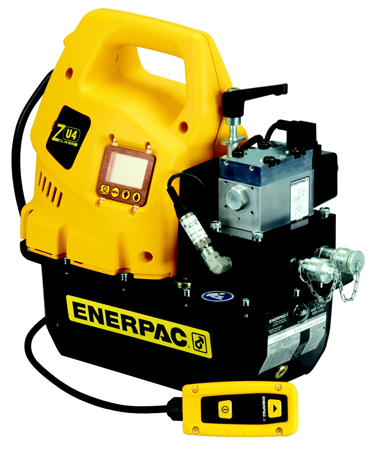 Enerpac Many popular brands ZU4204TB-EH Classic Torque Wrench Valve Pump VE42E with Over item handling ☆