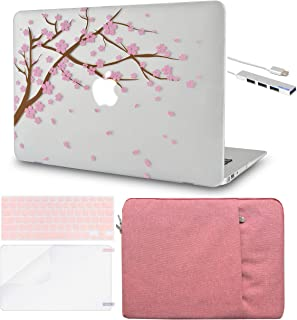 LuvCase 5in1 LaptopCase For Pro 16 Touch Bar (2021/20/19) A2141HardShellCover, Sleeve, USB Hub 3.0, Keyboard Cover & S...
