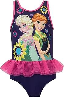 Disney Girls Frozen Swimsuit