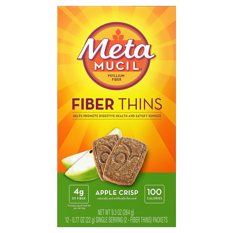 trust Metamucil Fiber Wafers Apple Crisp Each 5 Soldering Pack of 24