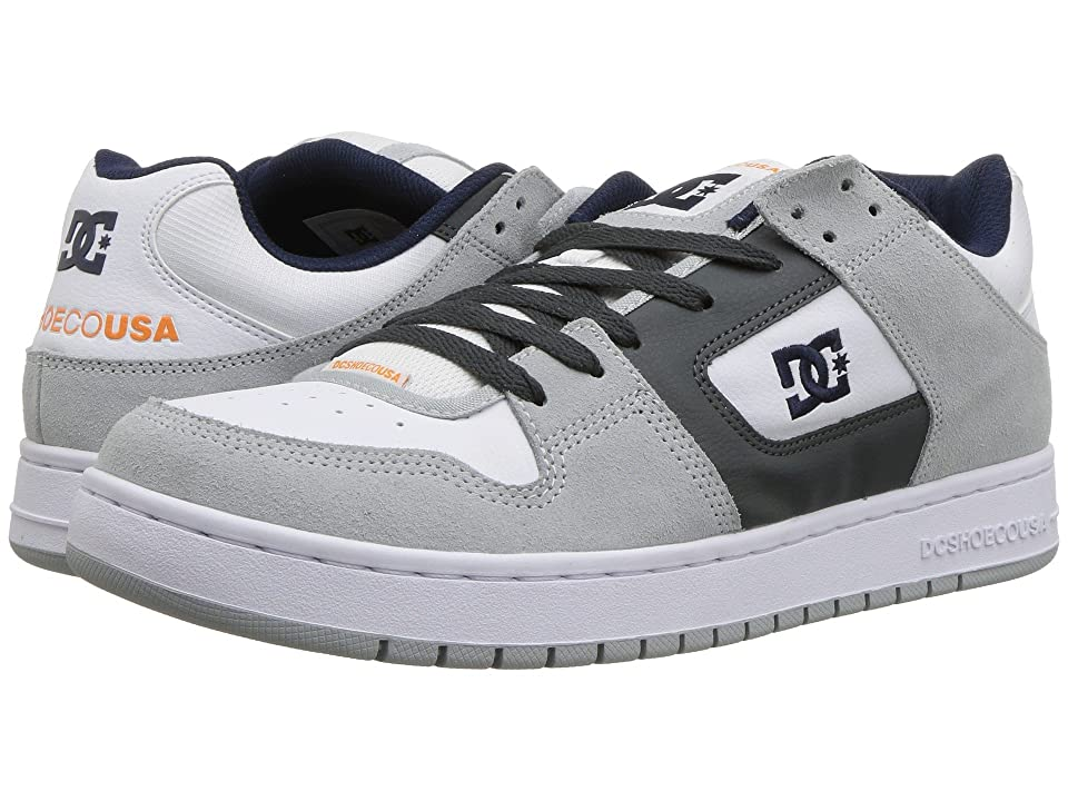 DC Manteca (Grey/White) Men