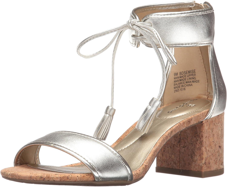 Bandolino Women's Semise Heeled Sandal