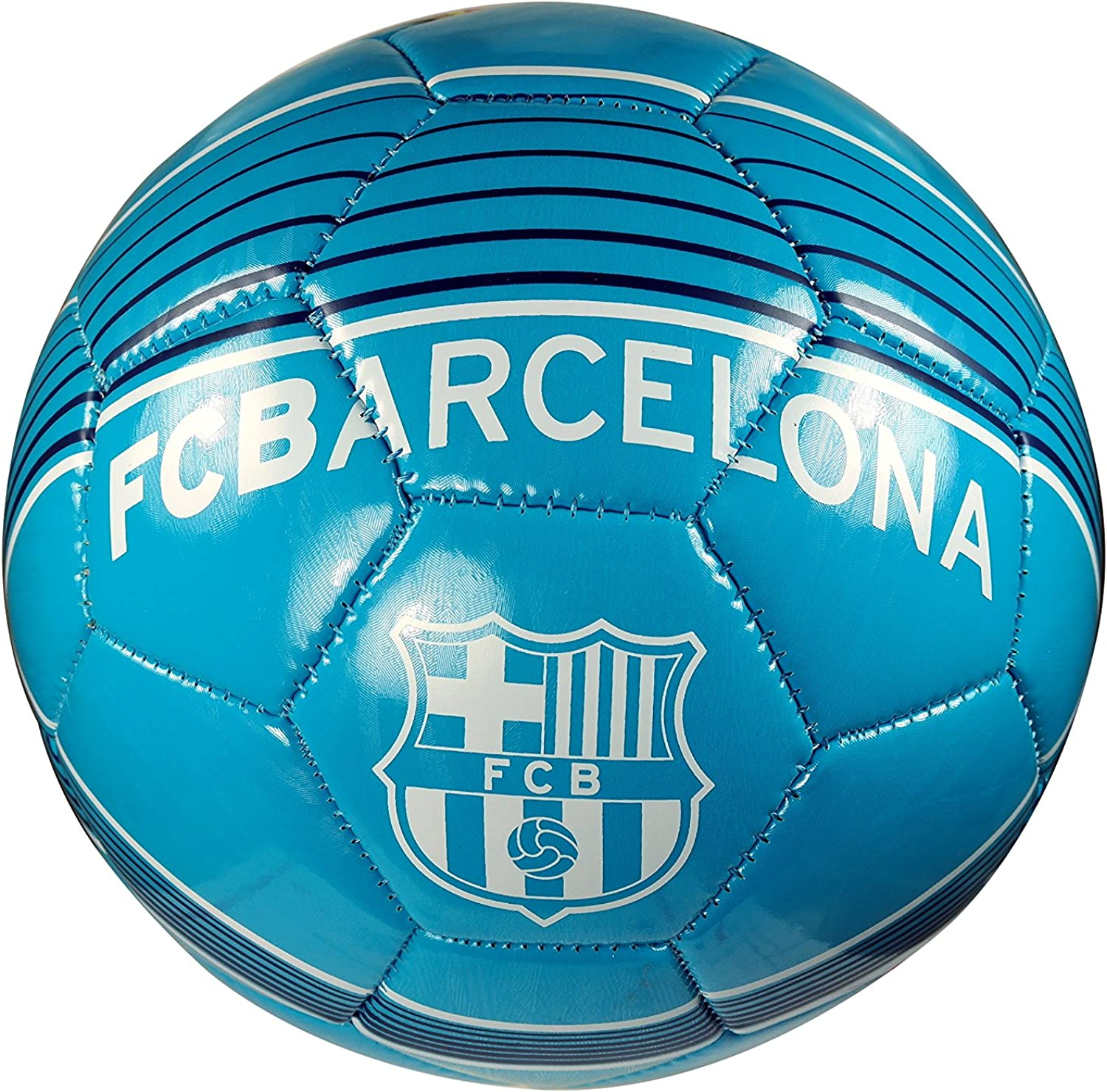 FC Barcelona Authentic Official Licensed Beauty products Ball Size 4-01-4 Soccer Rare