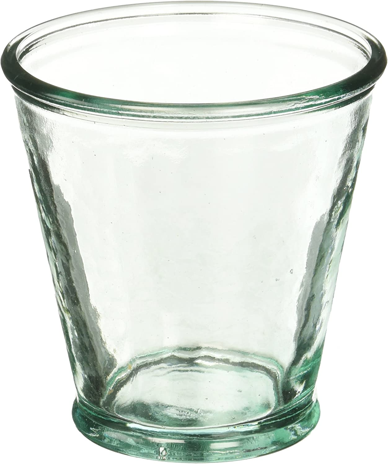 Eco Living Free Shipping Cheap Bargain Gift Recycled Glass Juice Water Max 55% OFF Wine oz 8 Cocktail Glasses